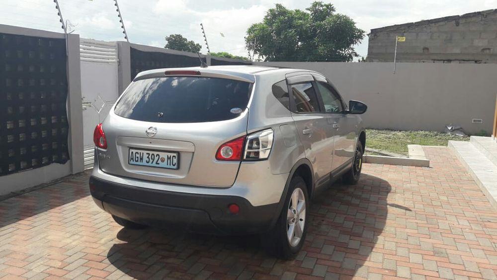 Vendo Nissan Dualis 2.0 gasolina