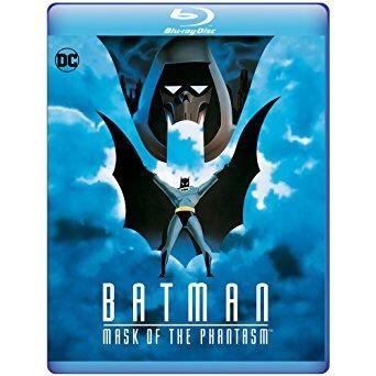 Blu-ray Batman Mask of the Phantasm