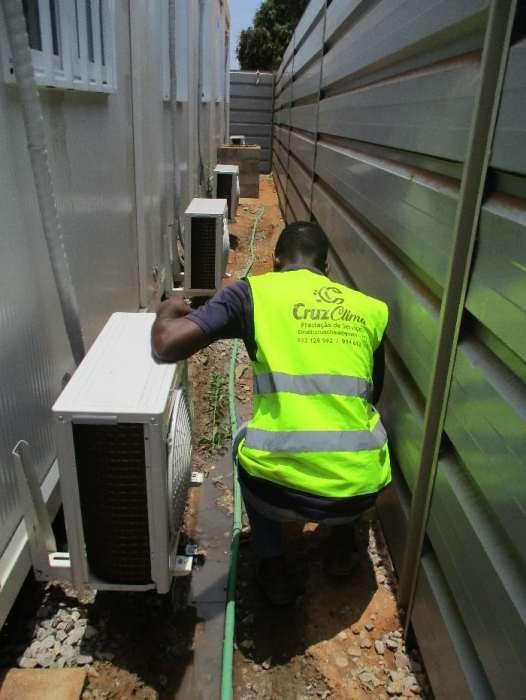 Montagem, manutenção e assistencia técnica de ar condicionados