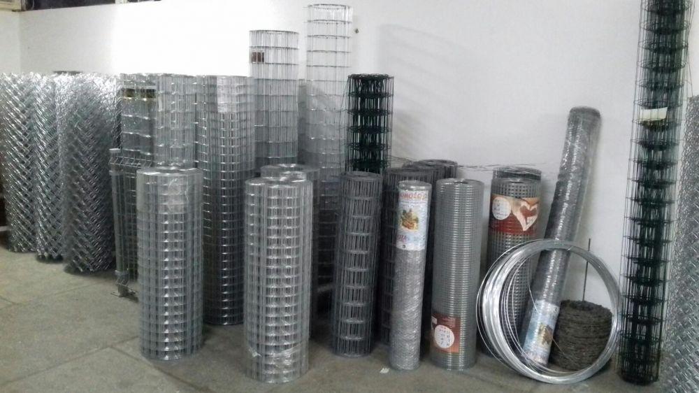 Електрозаварена оградна мрежа