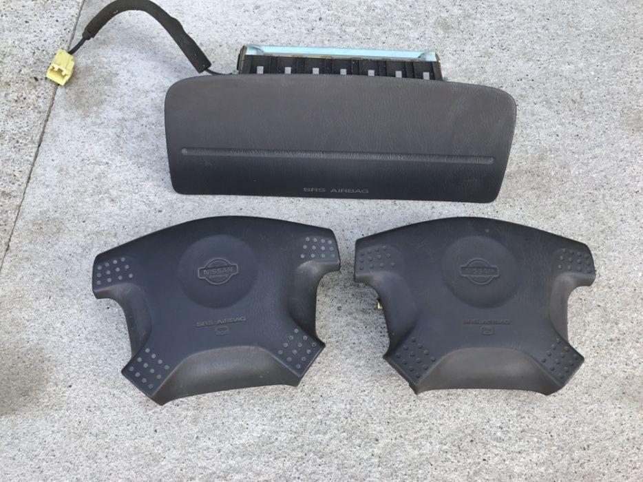 Airbag Nissan Patrol