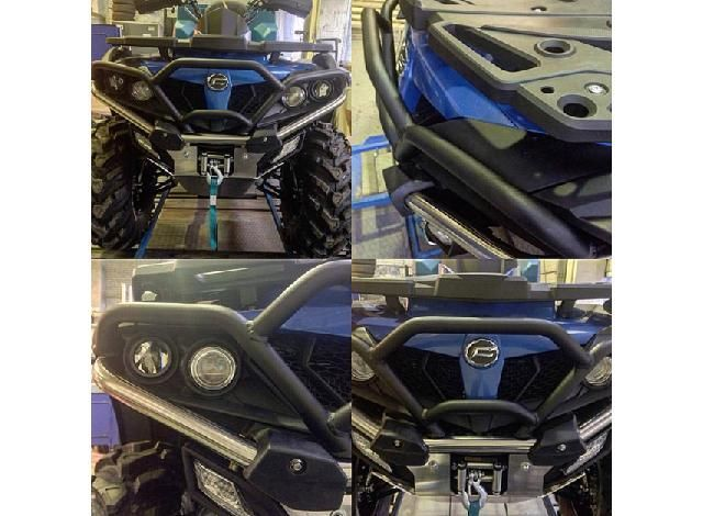 Bullbar Fata ATV CF Moto CForce 550 Sebes - imagine 2
