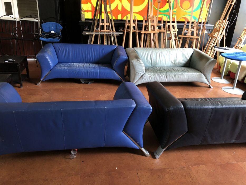 Canapea sofa Rolf Benz piele