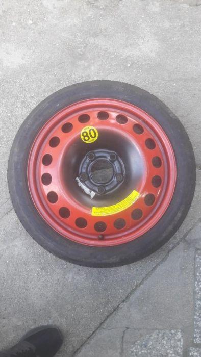 Патерица / резервна гума 5х110