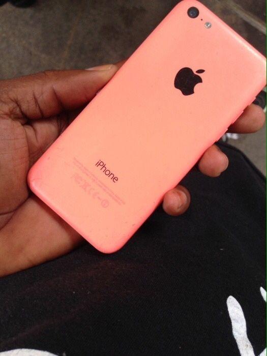 iPhone 5c bloqueado por Icloud