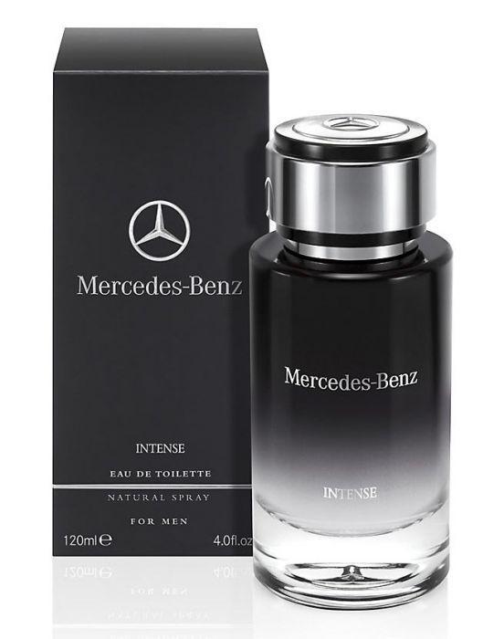 Mercedes Benz Intense 125 ML