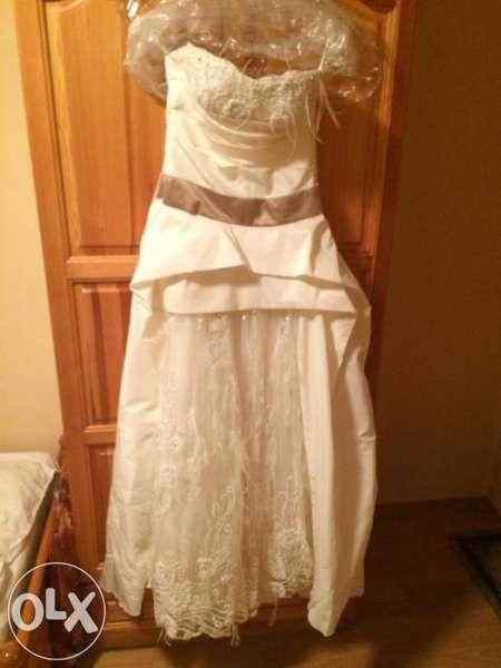 Последно намаление Сватбена рокля на дизайнера Стоян Радичев