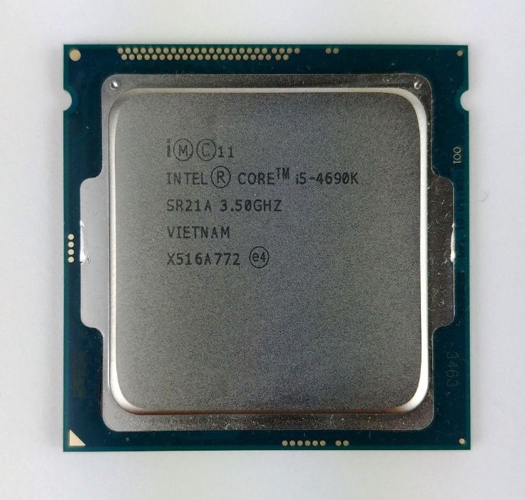 CPU i5 4690K