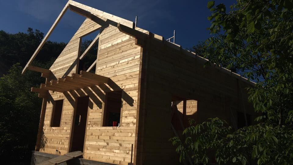 Case lemn lamelar LA KIT