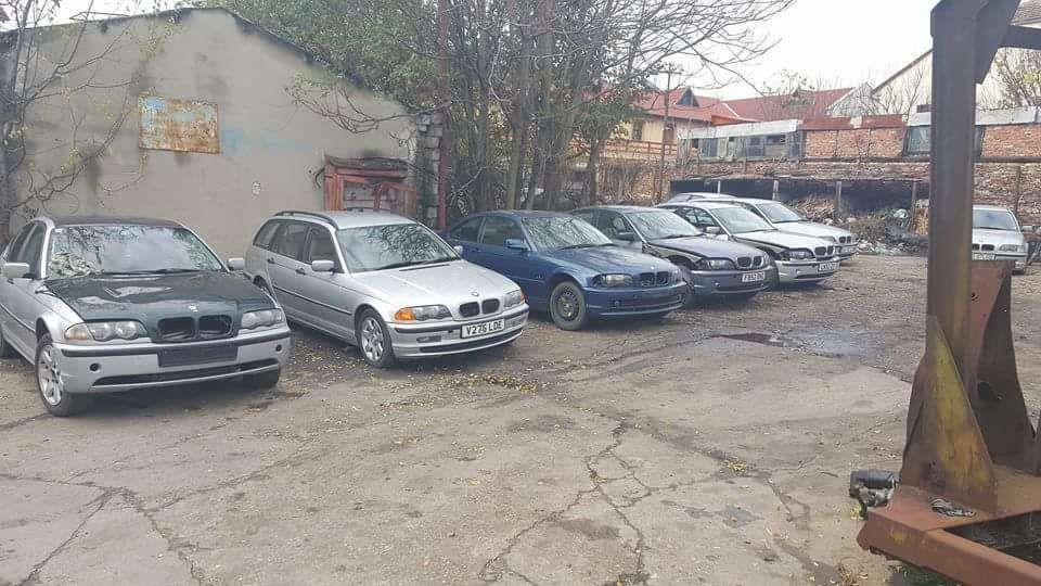 Dezmembrari Bmw & Service Timisoara