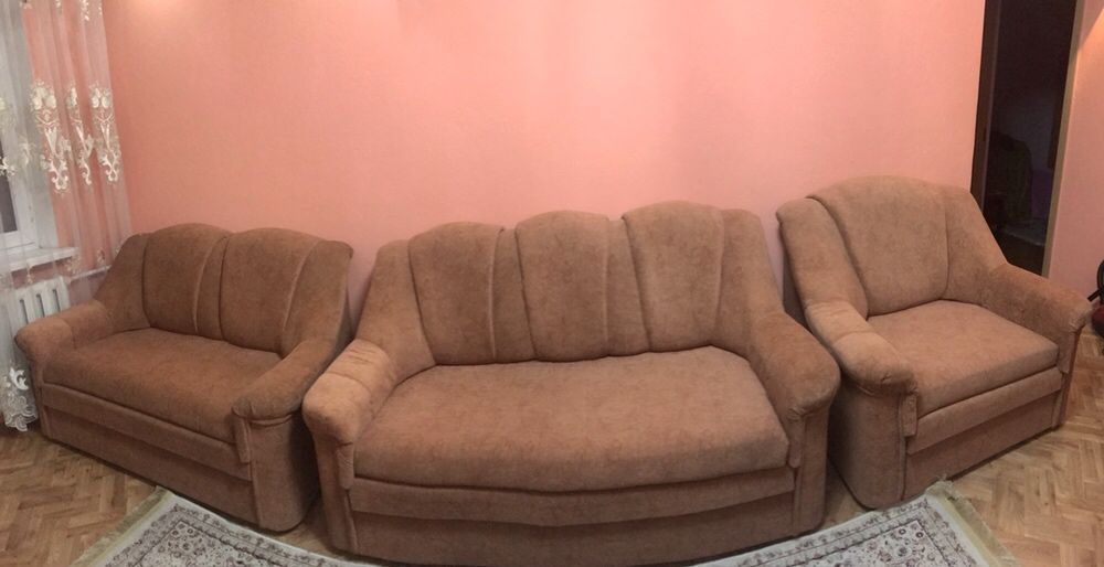 Диван,кресло,мини-диван