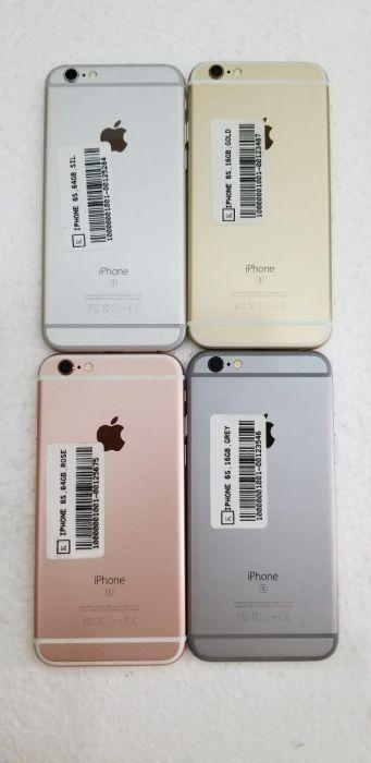 IPhone 6s 16Gb novos sem acessórios