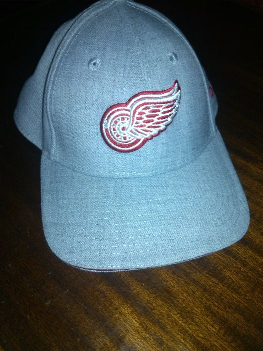 Detroit Red Wings шапка New Era NHL