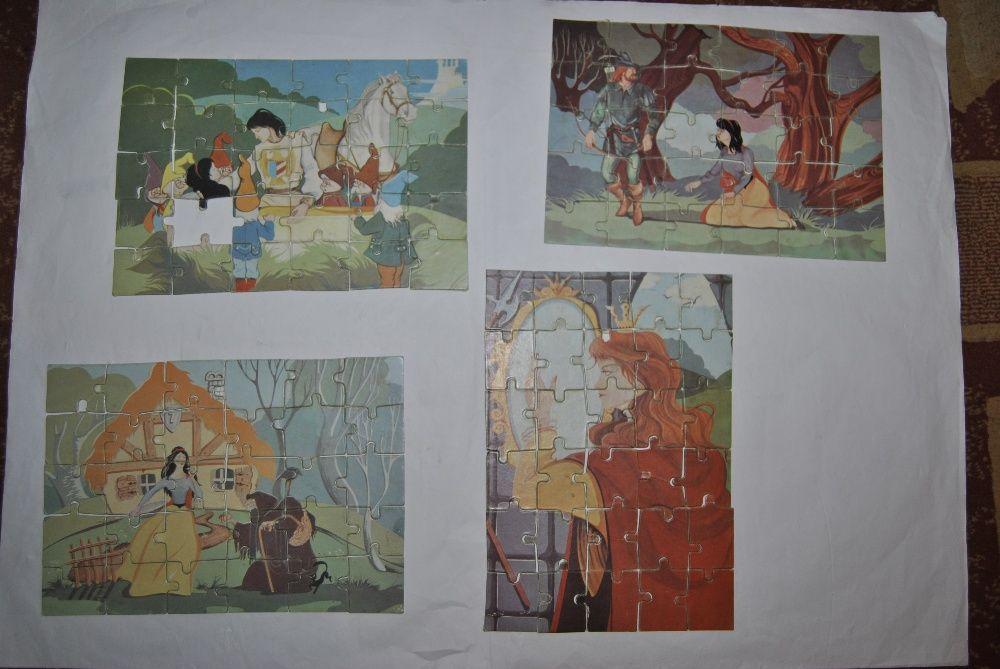 Puzzle 4 modele
