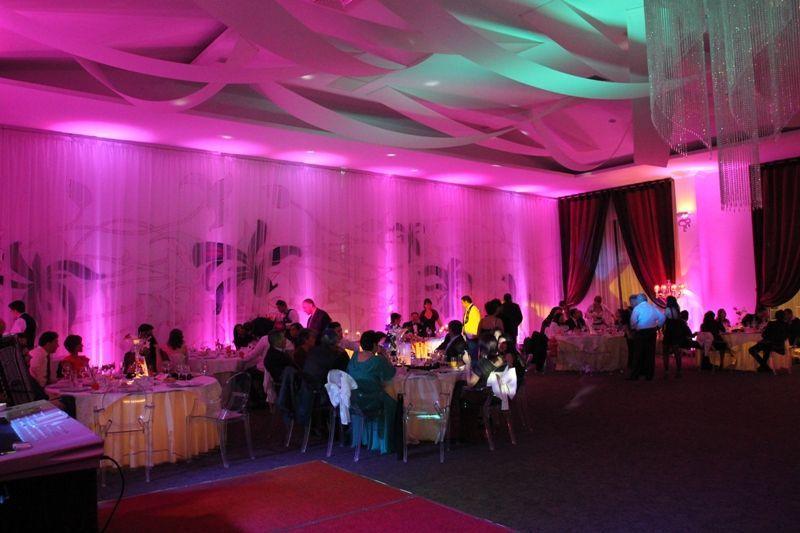 Lumini arhitecturale pentru evenimente de neuitat