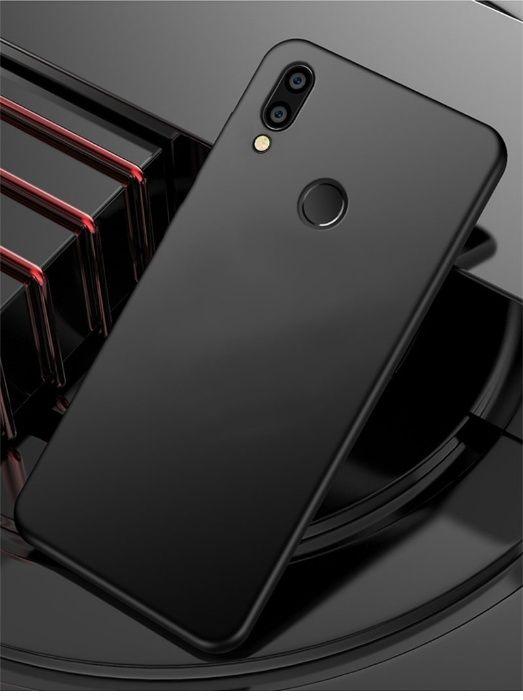 Huawei P20 P20 Lite P20 PRO - Husa Slim Silicon Neagra/Albastra/Red