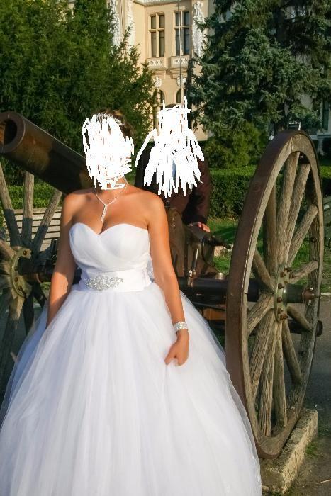 rochie de mireasa 2017