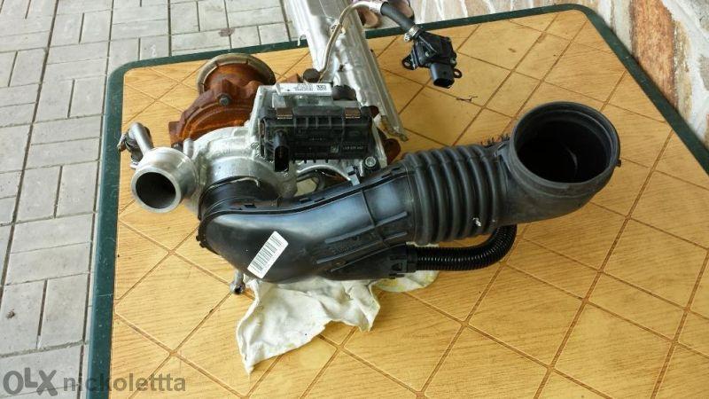 Турбина за BMW 118 D 2011 год.
