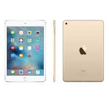 Ipad 4 mini dourado 16gb