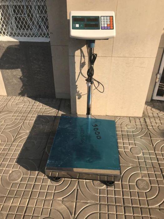 Balança electrónica 500kg