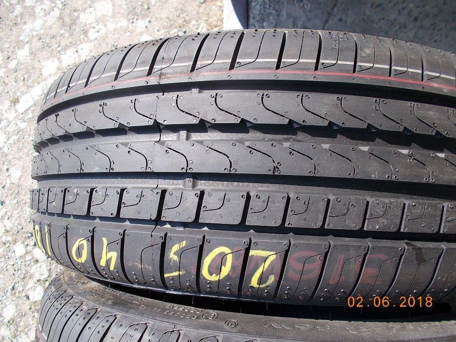 4 anvelope NOI vara 205 40 18 pirelli runflat dot 2018 Bacau - imagine 2