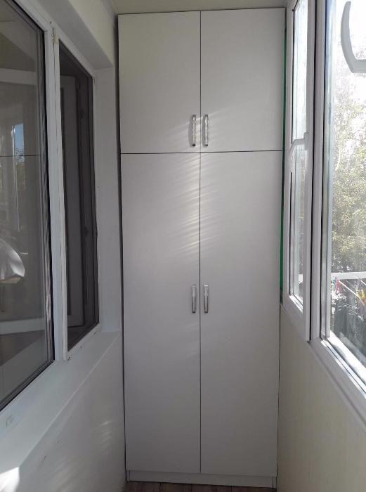 Шкафы на лоджии и балконы по вашим размерам