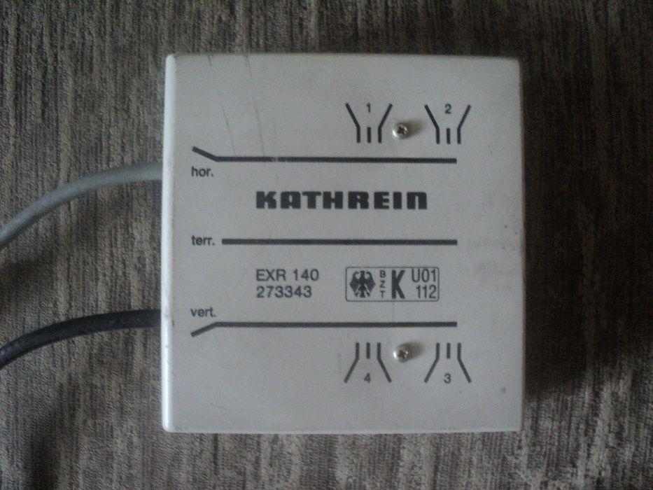 Distribuitor de semnal TV KATHREIN, original Germania, stare perfecta