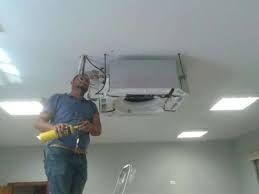 Assistência técnica de refrigeração e ar condicionado