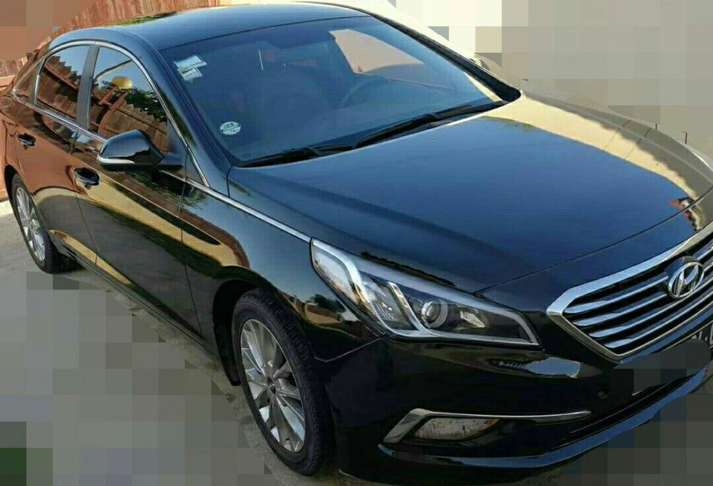 Vendo este Hyundai Sonata