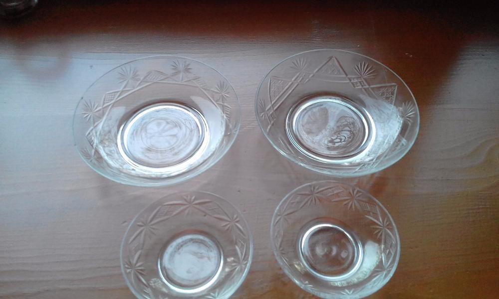 Розетки (вазы, вазочки). Украшение вашего стола.