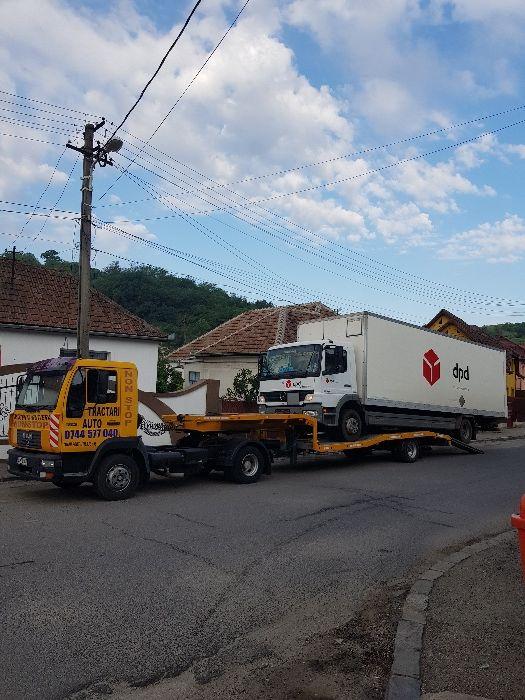 Tractari Mediaș non stop. Euro Cargo Trans Medias - imagine 8