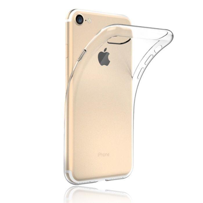 Carcasa transparenta iphone 7 / 8