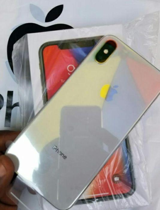 Telefone iphone X novo a venda