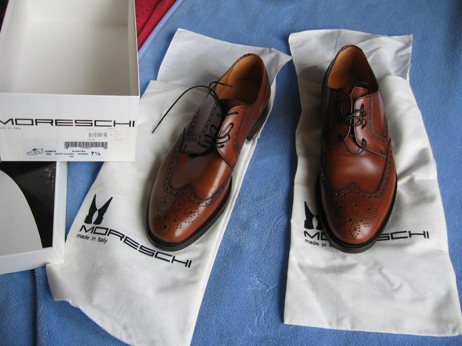 мъжки обувки MORESCHI