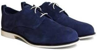 Pantofi piele intoarsa smart casual adidas Ransom