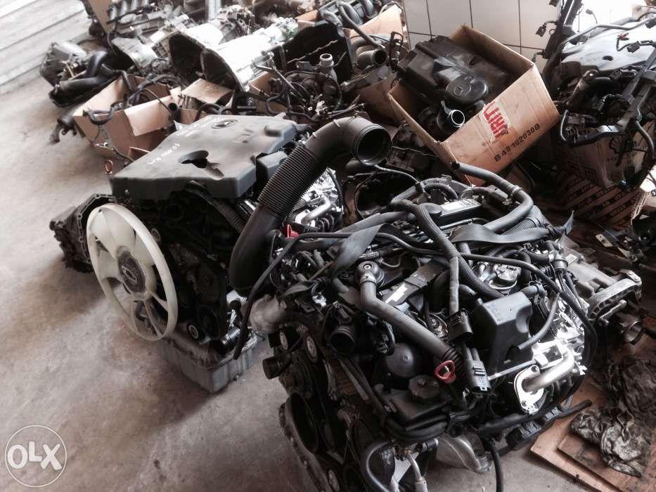 Dezmembrez Mercedes Sprinter ,Viano,Vito,BMW X3,Audi Q5