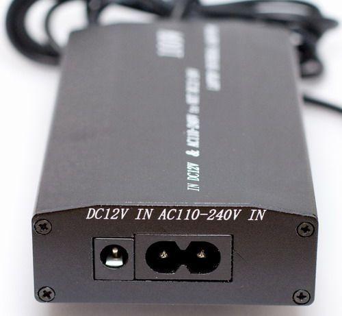 Адаптер зарядно за лаптоп 100w Meind комбинирано 220v/12v 100w и 120w