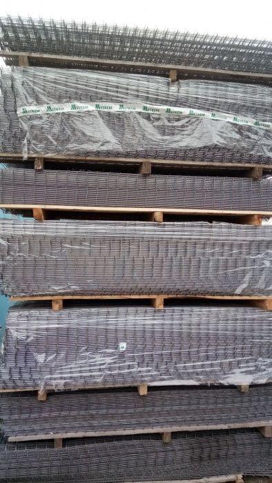 PANOURI de gard bordurat vopsite sau zincate
