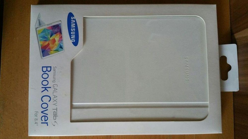"Husa Samsung Galaxy Tab S 8.4"" și Tab S 10.5"" Book Cover"