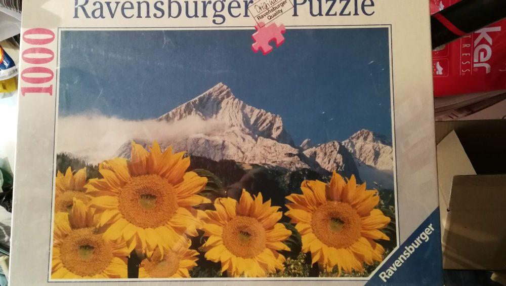 Vand puzzle Ravensburger si Educa 1000 piese