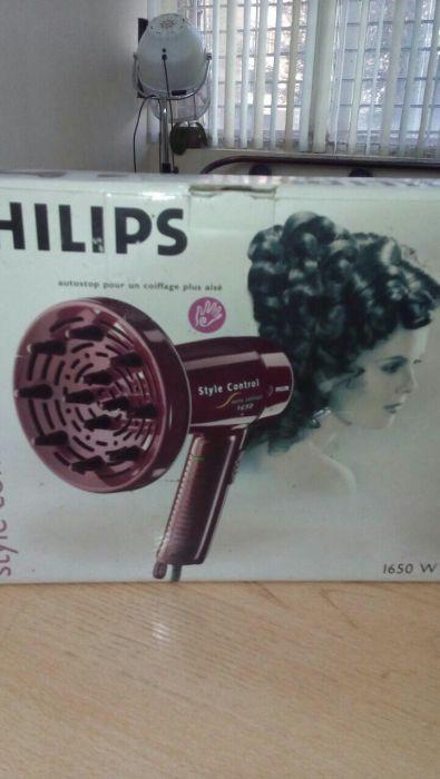 """Продам сенсорный автоматический фен""""Pilips""""или обмен на дороже.сумку н"""