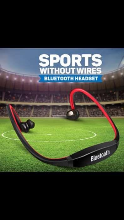 Casca wireless audio BS19