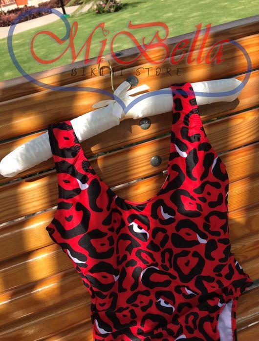 Бански Red Leopard