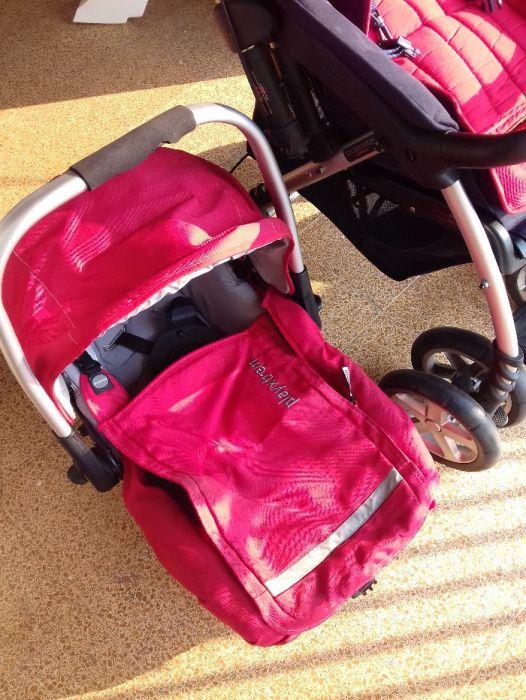 Carrinho de Bebé completo com mala Maianga - imagem 2