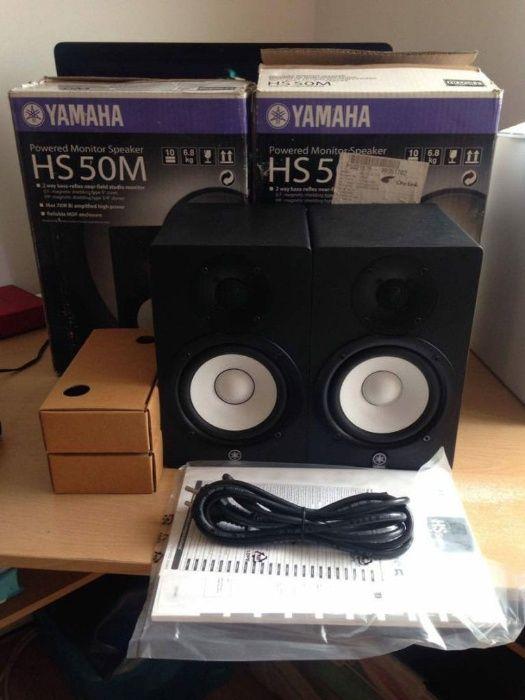 Colunas Yamaha amplificada novas a Venda