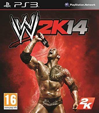 WWE 14 ps3