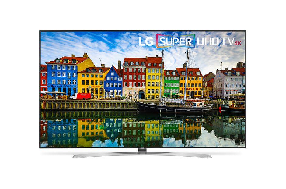 LG LED tv 86SJ957