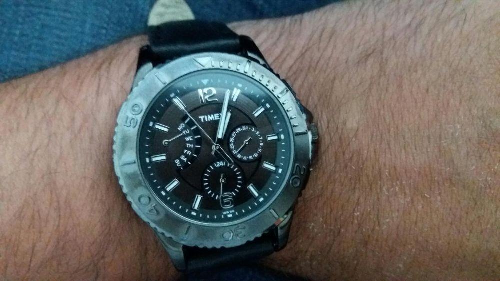 Ceas Timex Men's Retrograde