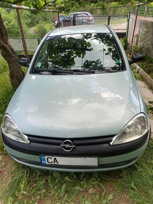 Опел Корса Ц, Opel Corsa C на части