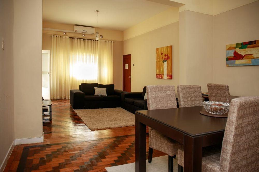 Arrenda se apartamento t2 mega luxuosa e mobilada na polana